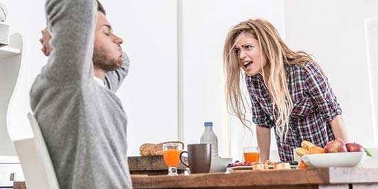 Fighting couple need intensive or marathon relationship counselling